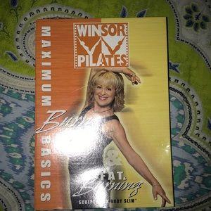 Winsor Pilates DVD